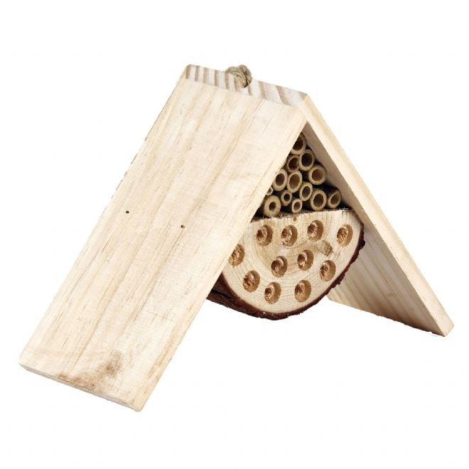 Pet Ting Wooden Insect House